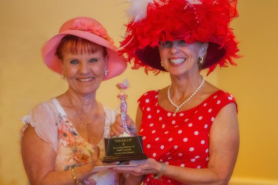 CCO's Annual 'The Kellie' Recipient Recognized