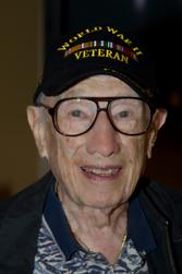 WWII Veteran Honored