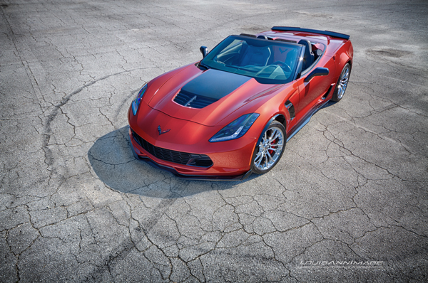 Nick & Pat's 2015 Z06 Roadster