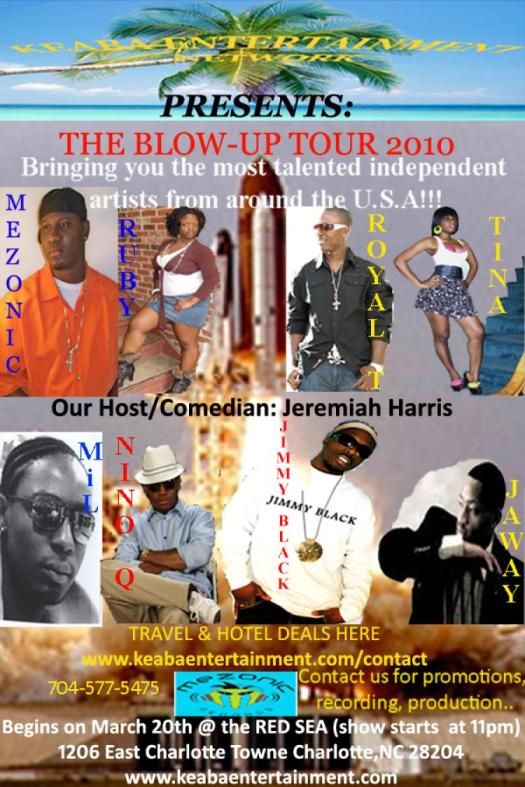 The Blow-Up tour will be crazy!!!