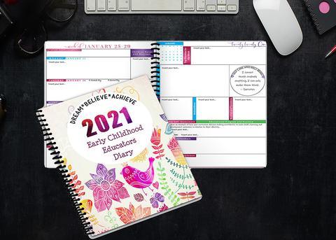 2021 Educators Diary
