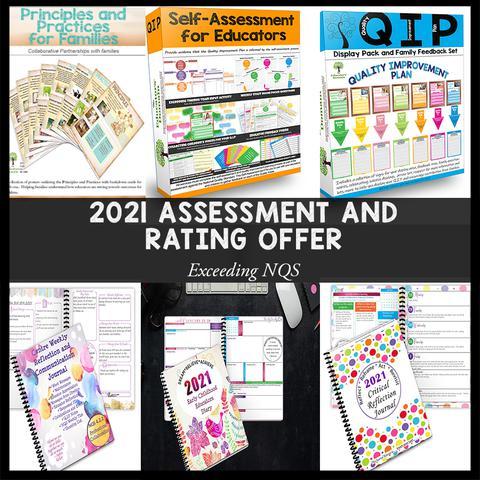 2021 Assessment and Rating Bundle Screenshot