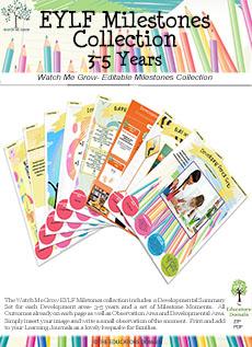 Developmental Milestones 3-5 years Screenshot