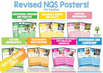 NQS Full Set Poster Pack Special Offer