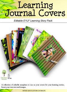 Learning Journal Covers Screenshot