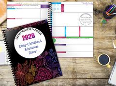 2020 Educators Diary