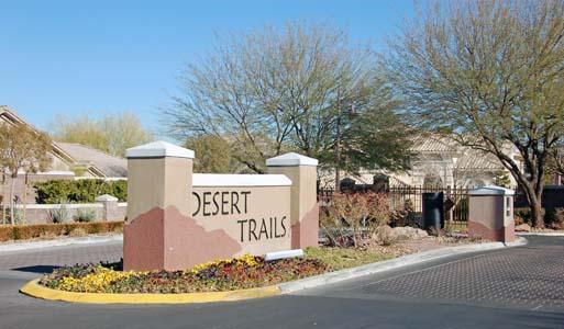 Desert Trails Homes for Sale