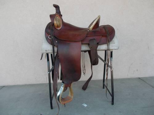 Hickman Saddlery U S A - Used Saddles