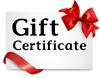 Order gift certificates   208-773-9367