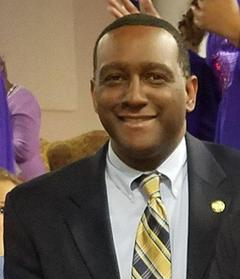 Immediate Past President - Vincent Brown
