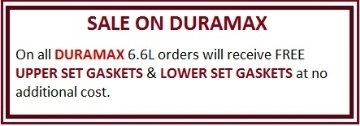 special offer on Duramax