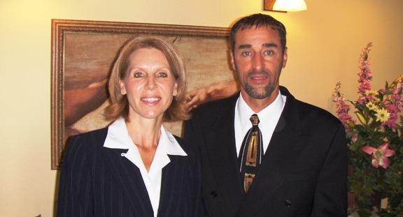 Pastors Bill and Sonya Whitney