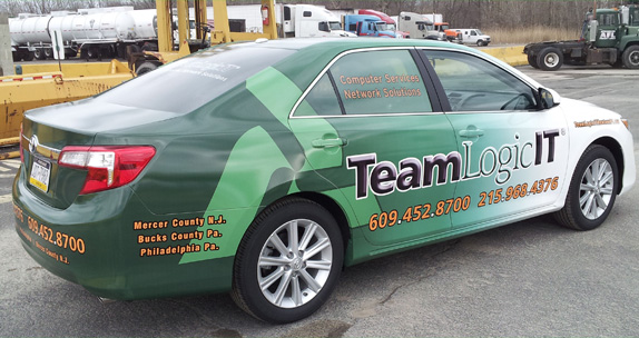 Philadelphia Vehicle Wraps