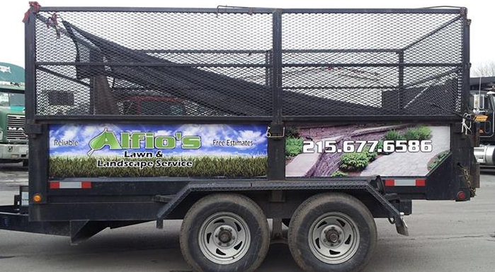 Philadelphia Vehicle Wrap