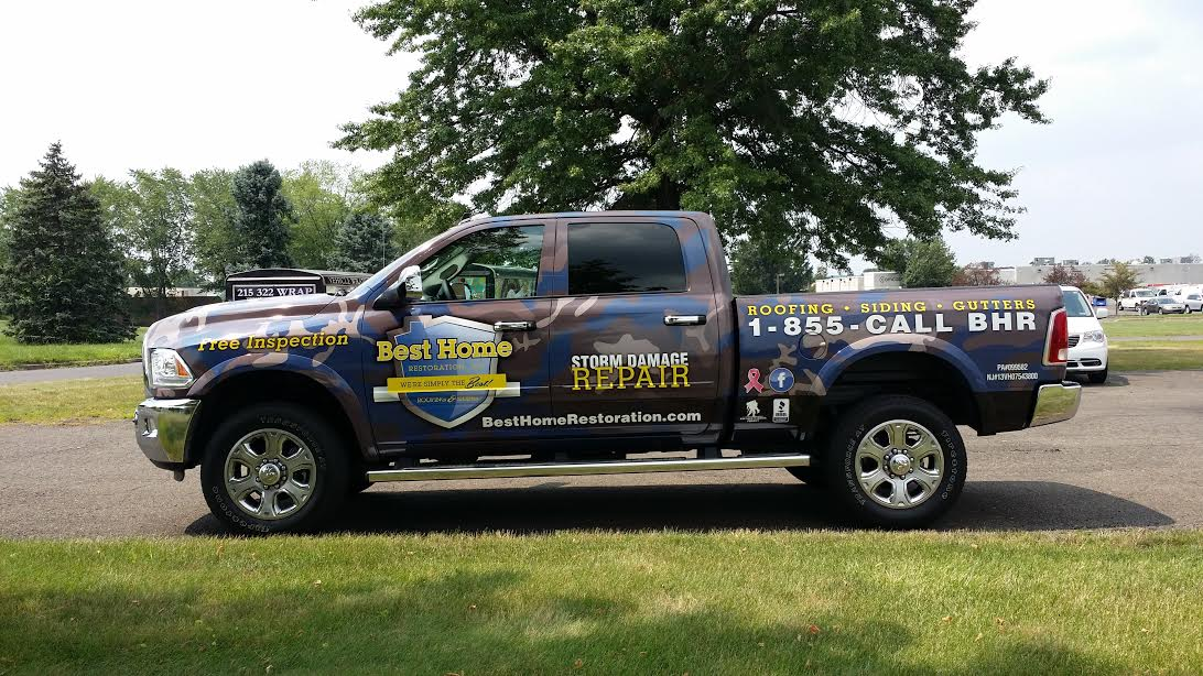 Fleet Wraps & Graphics