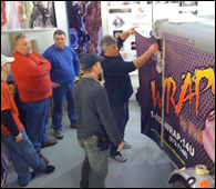 Vehicle Wrap Training