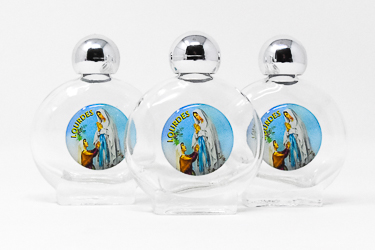 Lourdes Holy Water.