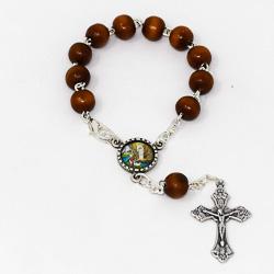 Car Rosary.