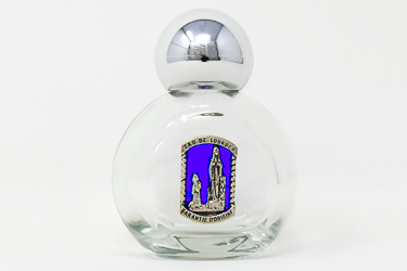 Bottle of Lourdes Holy Water