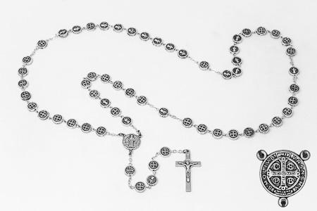 St Benedict Rosary.