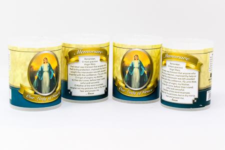 Miraculous Votive Candle's.