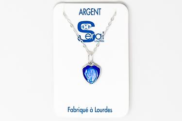925 Lourdes Necklace.