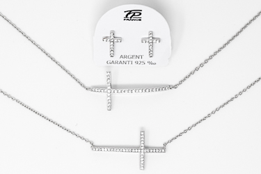 Silver Cross Gift Set