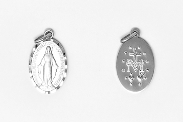 925 Sterling Silver Miraculous Medal