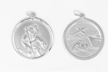 St.Christopher Travellers Protection.