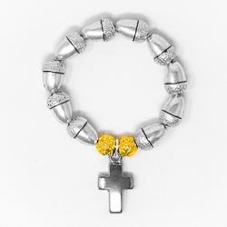 Acorn Rosary Ring.