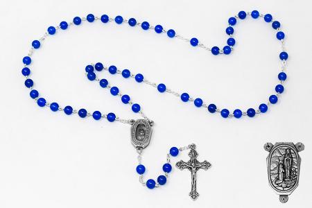 Genuine Agate Rosary.