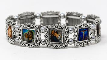 All Saints Metal Bracelet