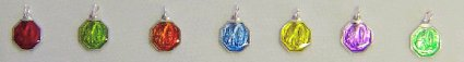 Apparition Medals / Pendants.