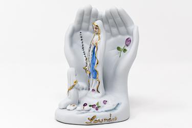 Apparition Hand Statue.