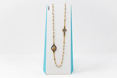 Fidei 3 Decade Rosary�Necklace.