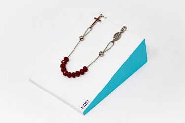 Single Decade Miraculous Bracelet.