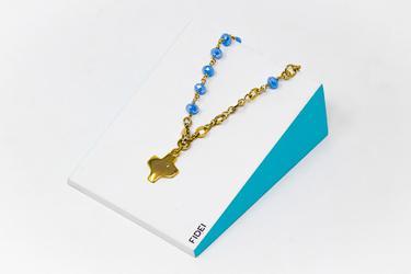 Fidei Gold Bracelet