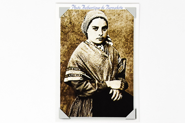 Saint Bernadette Soubirous.