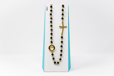 Fidei Ave Maria Rosary�Necklace.