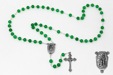 Genuine Aventurine Rosary.