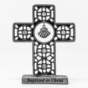 Baptism Standing Cross.