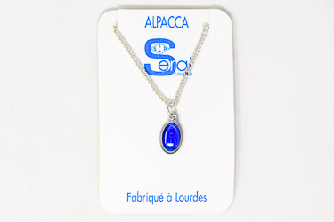 Miraculous Medal Necklace.