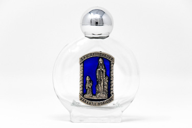 Bottle of Lourdes Holy Water