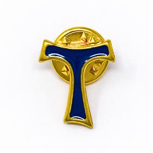 Tau Cross Pin.