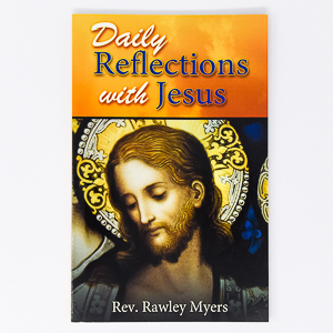 Book - Daily Reflections with Jesus.