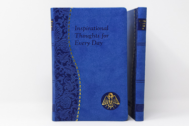 Inspirational Thoughts for Every Day Book.