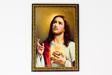 Novena Book of Jesus.