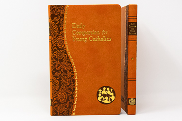 Daily Companion Book for Young Catholics.