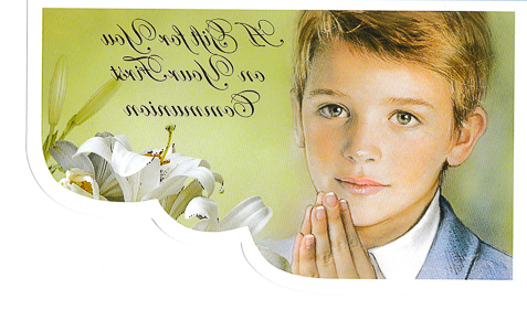 First Holy Communion Money Wallet.