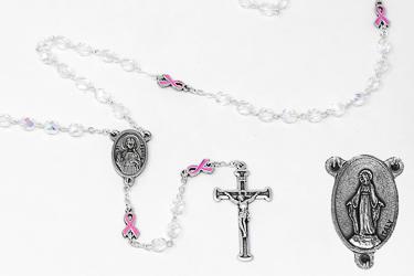 St. Agatha Rosary Beads